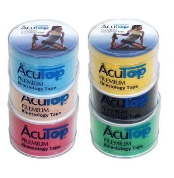 AcuTop Premium Kinesiology Tape 5cm x 5m
