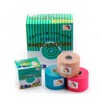 Temtex kinesiology tape pack 6 rollos