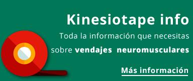 Información sobre los vendajes neuromusculares