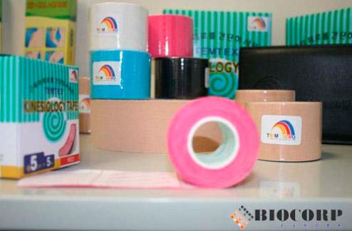 temtex kinesiology tape