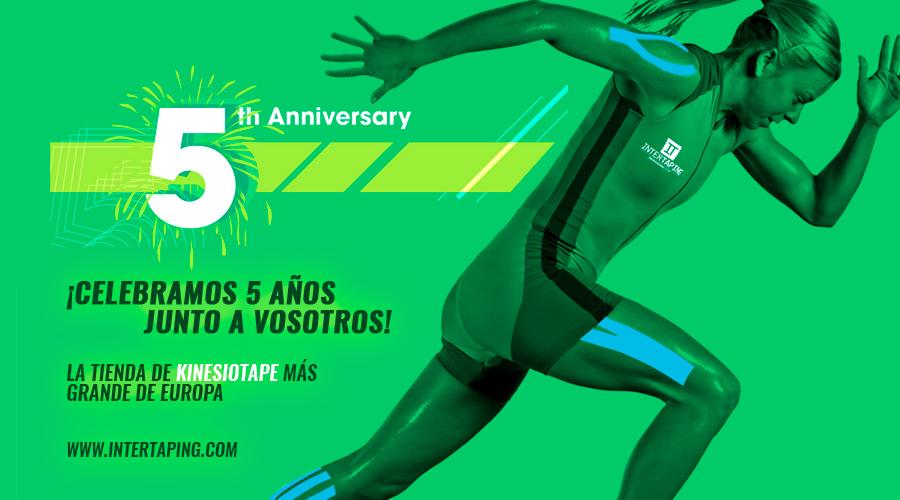 5 Aniversario de Intertaping!